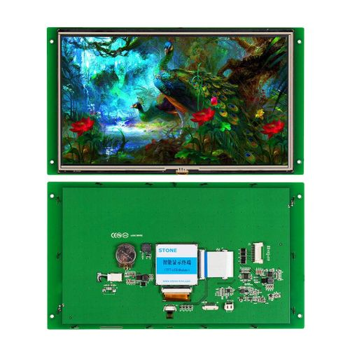 """Embedded 10.1"""" Panel TFT LCD With Touch Screen+CPU+Software"""