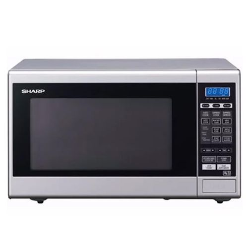 20 Litre Touch Control Digital Microwave Oven R270WM - White