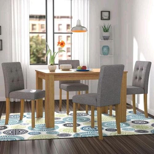 Talliba Dinning Set (4 Chairs)-Free Lagos Delivery