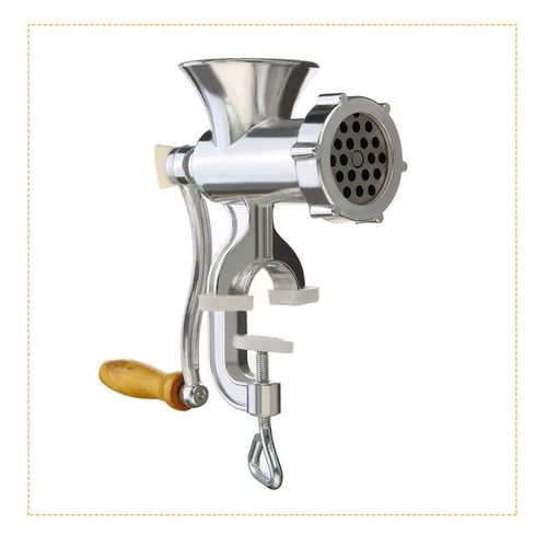 Multi-function Household Aluminum Alloy Meat Grinder
