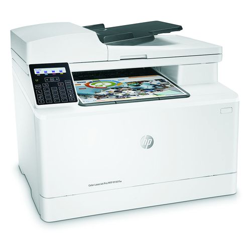 Color LaserJet Pro MFP M181FW (Print + Scan + Photocopy)