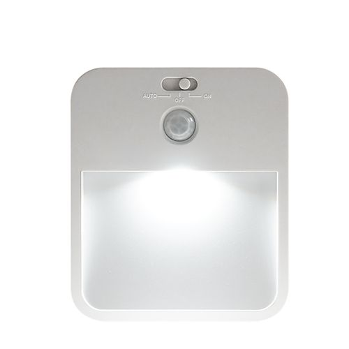 Human Body Induction Led Lamp Battery Or Rechargable