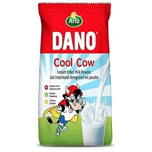 Cool Cow Instant Fill Milk Powder, 900g Refill