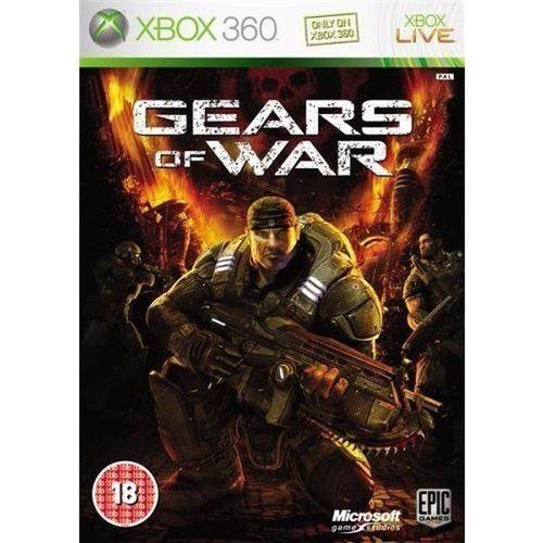 Gears Of War Xbox 360 PAL