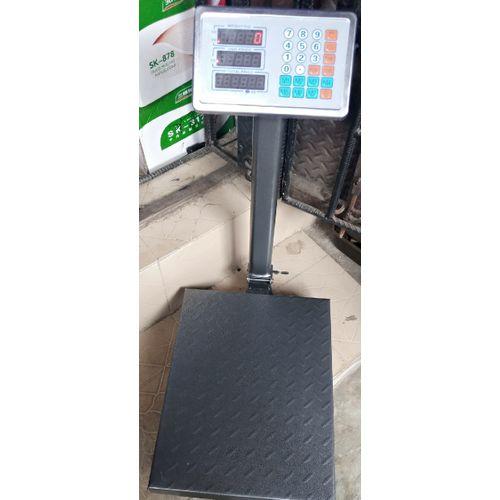 DIGITAL SCALE ELECTRONIC METAL BASE 150KG