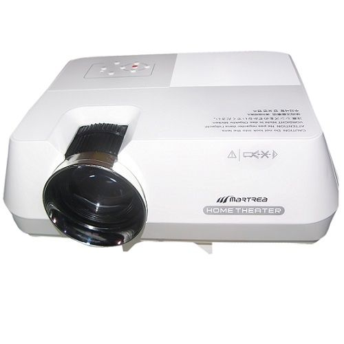 FULL HD AND MULTIMEDIA PROJECTOR-WHITE