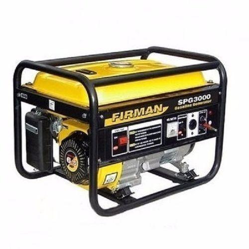 Firman Generator SPG-3000 Manual- Best Quality