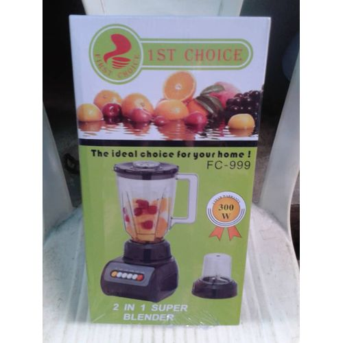 First Choice Blender