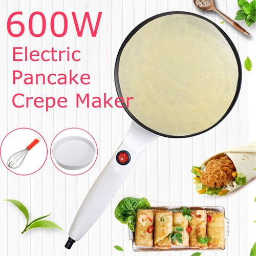 Electric Pancake Crepe Maker Pizza Pancake Machine Chinese Spring Roll Tray