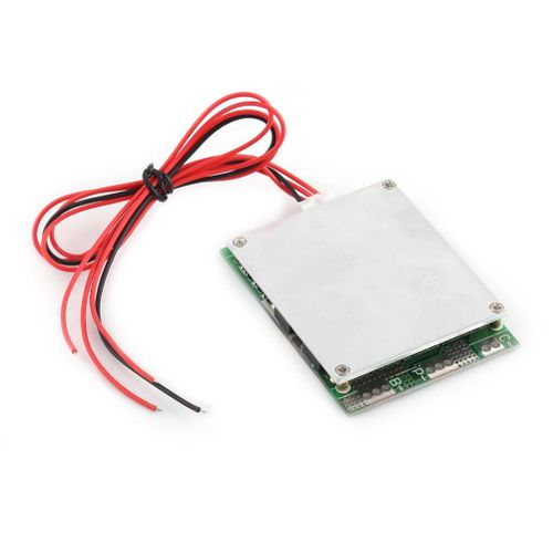 1pc 3S 100A 12V LiFePO4 Lithium Iron Phosphate LFP Battery Protection Board W/ Balance