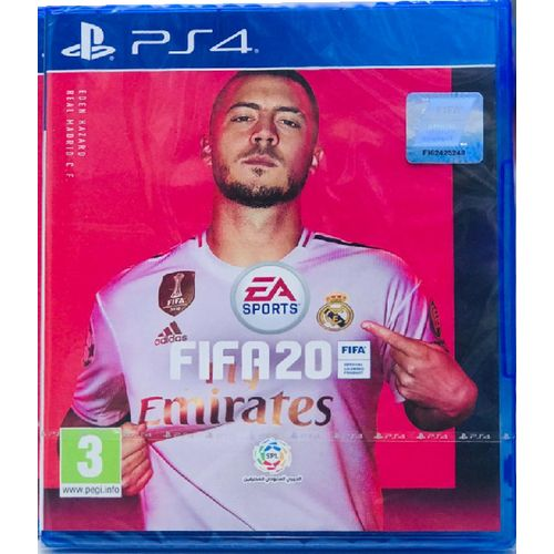 FIFA 20 Latest Edition - PlayStation 4
