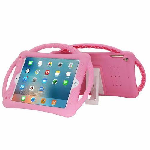 Case For Ipad Mini 1/2/3 Children Kids Rubber Handle 4-Pink