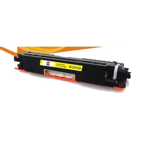 LaserJet Toner Cartridge (CE312A) 126A Yellow