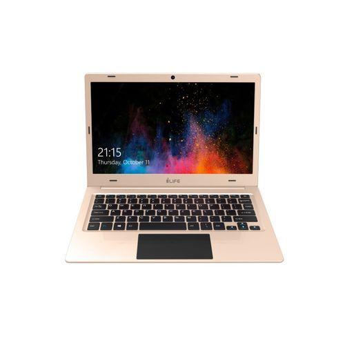 ZED AIR Ultra Laptop - 11.6 Inch, 2GB RAM, 32GB Storage,Gold