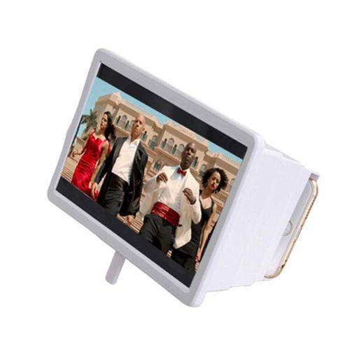 Portable 3D Video Enlarge Smartphone Screen Magnifier Amplifier Universal F2