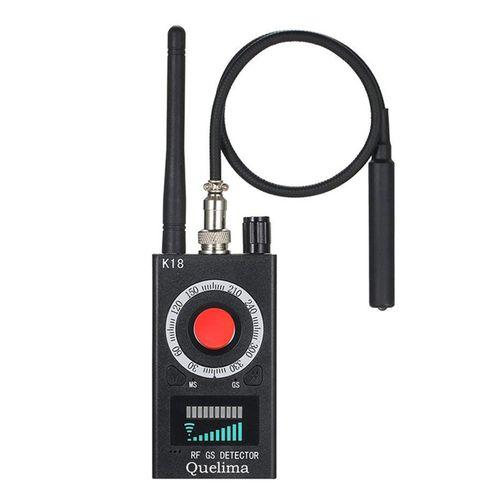 Detector Signal Jammer K18 Camera Wireless GPS Detector