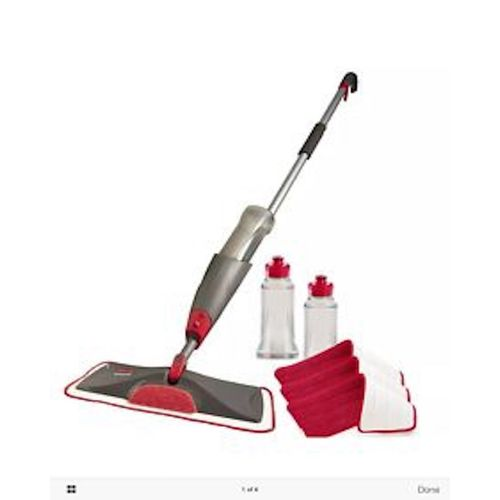 Microfibre Spray Mop Set