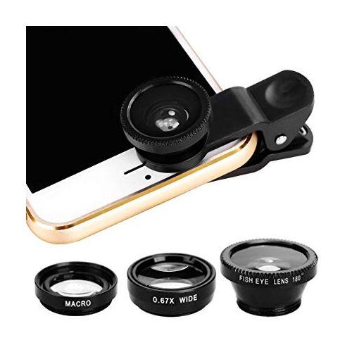 3 In 1 Camera Lens
