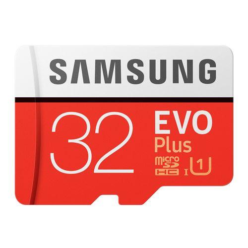 SAMSUNG Memory Storage Card 32GB/64GB/128GB/256GB 95MB/S 4K Class10 Micro SD Cards Red Plus U3 32GB