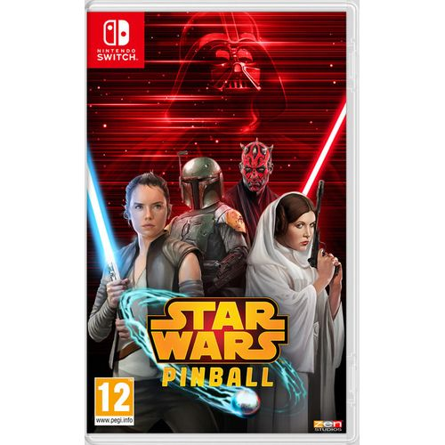 Star Wars Pinball - NS