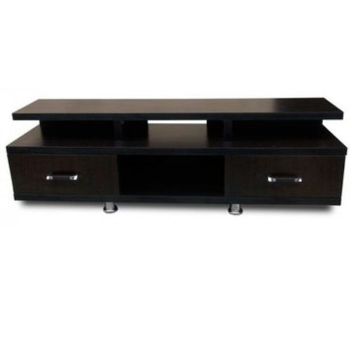 Designer TV Stand - Coffee Brown (Lagos Only)