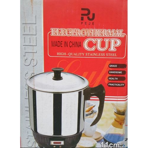 ELECTRIC STAINLESS CUP