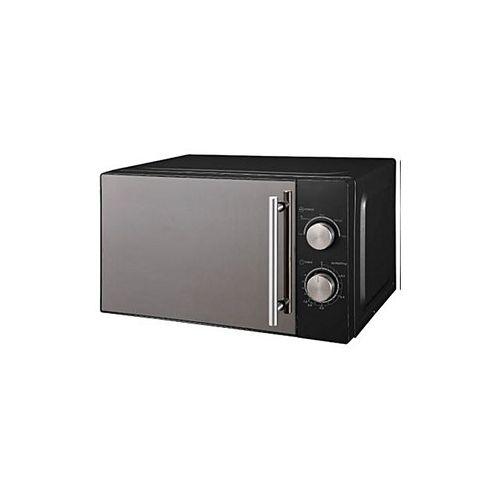 Midea MM820CJ9-PM 20-Litre Microwave Oven – Black ES
