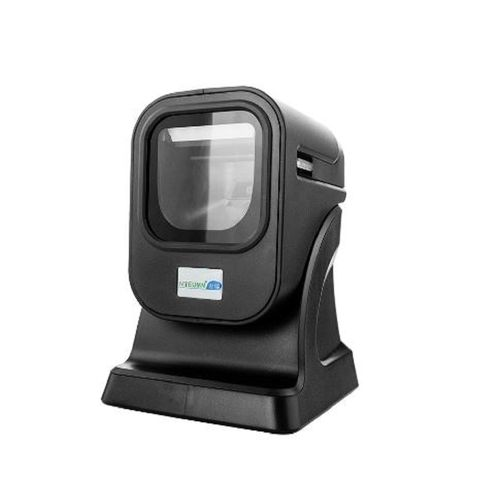 High Quality Orbit Omini-Directional Table Top 2D Barcode Scanner