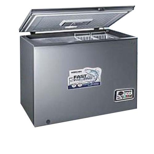 200-Litre Deep Freezer- Silver