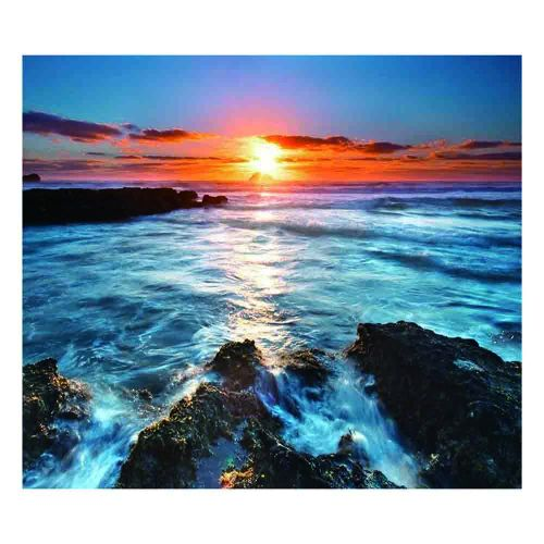 Generic Beach Waterfall Hanging Wall Tapestry Bohemian Hippie Bedspread Home Decor