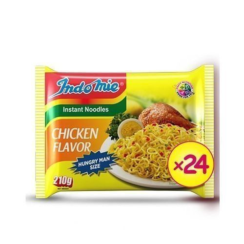 Noodles - Hungry Man Size Chicken Flavour *24 Pcks