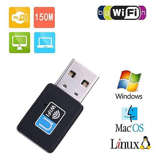 150m Portable Mini USB Wireless Network Card