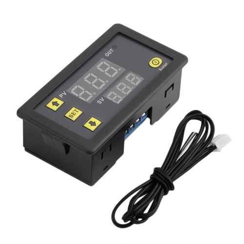 W3230 LCD 12V Digital Thermostat Temperature Controller