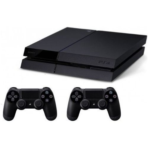 Ps4 Console With Extra Controller