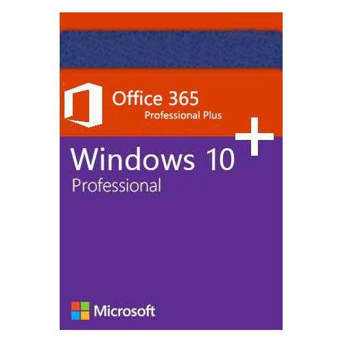 Office 365 + Windows 10 Pro CD Key