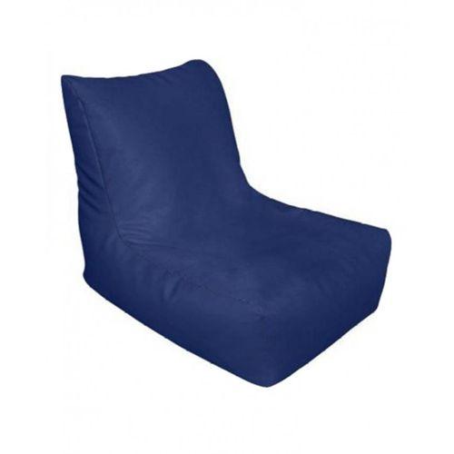 Adult Size Bean Bag Chair - Blue