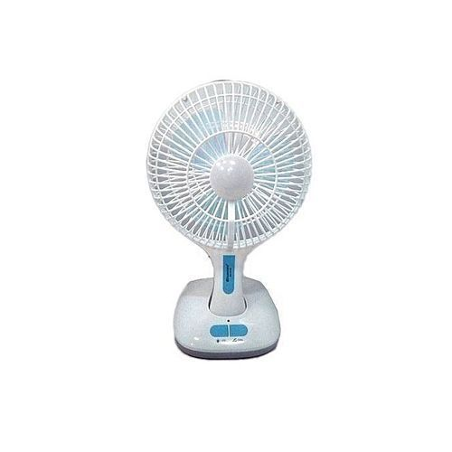 Kamisafe Rechargeable A/C Table Fan