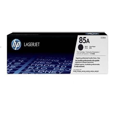 85A Black Laserjet Toner Cartridge - CE285A