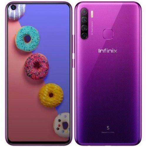 Infinix Hot S5 (X652) 6.6-inch FHD -4GB, 64GB ROM