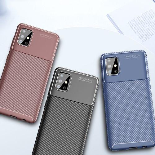 Samsung Galaxy A51 TPU Case(3PCS) - Multicolor