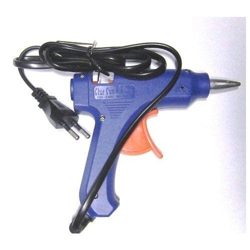 Small Size, Multipurpose Hot Melt Glue Gun + 30 Hot Glue Stick