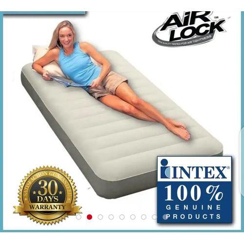 10in Single - Person Comfort Sleep Air Mattress Wit Pump