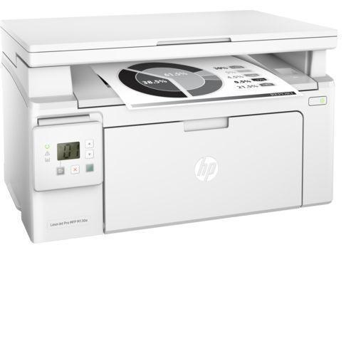 Laser jet Pro MFP M130a Printer- White