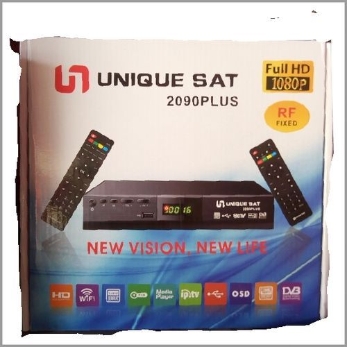 Multifunction Unique Ultra HD Free To Air Satellite TV Channels Receiver Decoder