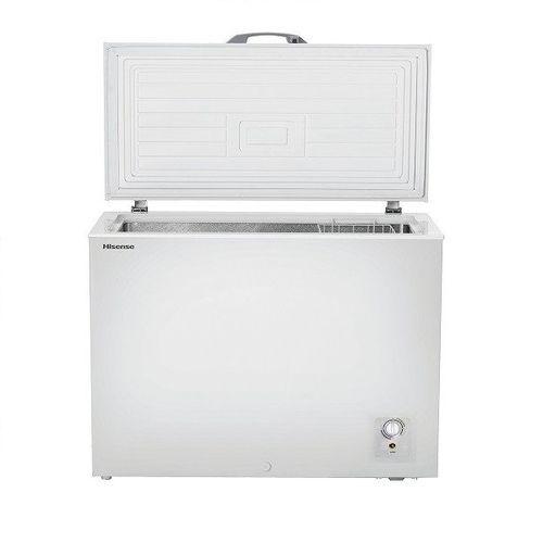 Chest Freezer 250L- FRZFC340SH - Silver