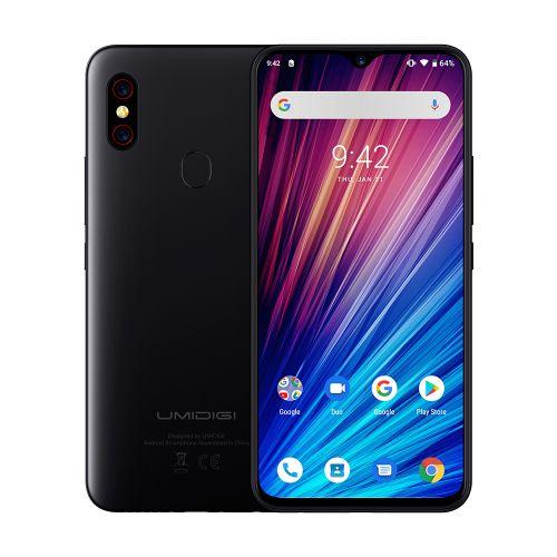 (Non EU Version) UMIDIGI F1 Play Mobile Phone 6.3inch FHD+