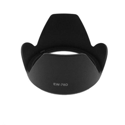 OR EW-78D Lens Hood Lotus Shape Cap Light Shading Cover For
