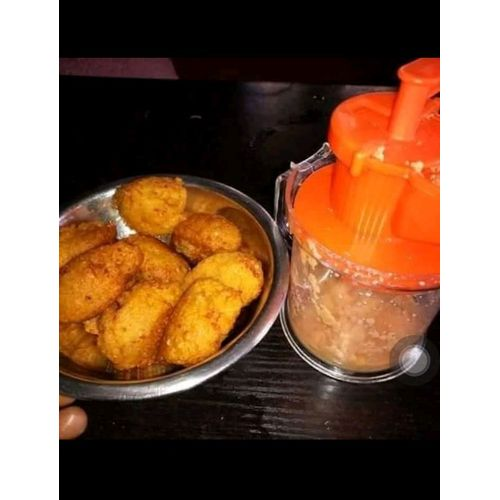 Manual Blender - Blends Bean, Okoro, Ogbono,Soy Beans