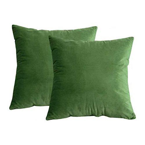 Durable Throw Pillows - 2 Pieces.
