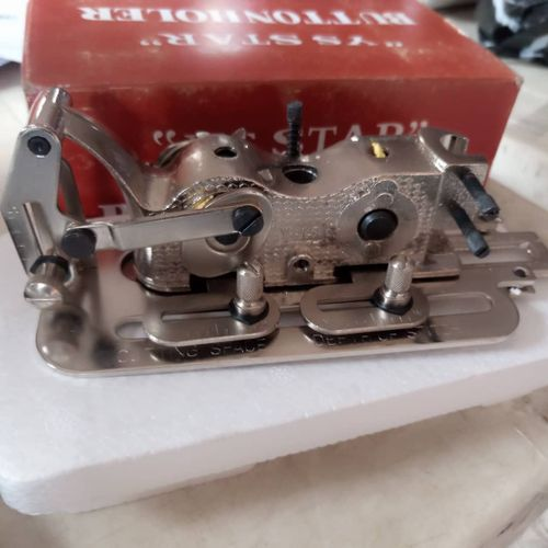 Button Hole Attachment Sewing Machine Parts Accessories For Both Domestic And Industrial